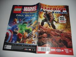 Captain America (2013 Series) N°12 In Near Mint Minus Condition. Marvel Comics EN V O - Magazines