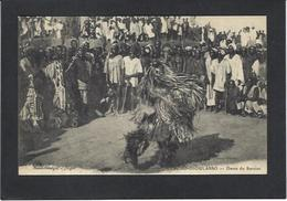 CPA Niger Afrique Noire Circulé Sorcier Fétiche - Niger