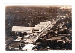 """Propaganda Karte ,  """" Berlin, KRAFT DURCH FREUDE STADT """" Aus Der Vogelschau, Stempel Olympia 1936 - Guerre 1939-45"""