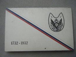 Document RUSSE Année 30 Association Amicale Des Anciens Chevaliers 1 Er Corps Des Cadets - Vieux Papiers