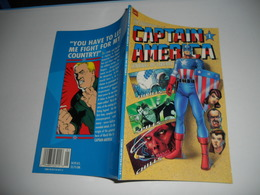The Adventures Of Captain America Sentinel Of Liberty 1 Of 4 Marvel  EN V O - Magazines