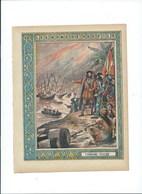 Fernand CORTEZ Cortes Conquistador  Mexique México Protège-cahier Couverture 220 X 175  Bon état 3 Scans - Protège-cahiers