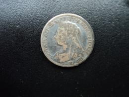 ROYAUME UNI :  6 PENCE   1896   KM 779    TB - 1816-1901: 19. Jh.