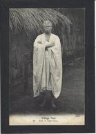 CPA Afrique Noire Le Nègre Blanc Non Circulé - Cartes Postales