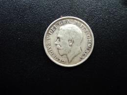 ROYAUME UNI :  6 PENCE   1912   KM 815    TTB+ - 1902-1971 : Monnaies Post-Victoriennes