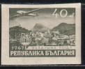BULGARIA \ BULGARIE / BULGARIEN - 1947 - Foire De Plovdiv - PA - 1v** Non Dent. - Airmail