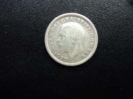 ROYAUME UNI :  6 PENCE   1927   KM 828    TTB - 1902-1971 : Monnaies Post-Victoriennes
