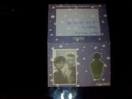 """Calendrier Petit Format Coiffure Pub Eau De Toilette """" Le Parfum""""  Annee 2002 - Calendriers"""