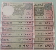 Rare..India..Inde...12 Notes..@@ See Sample Picture - Inde