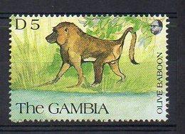 GAMBIA. WILD LIFE. MNH (2R0732) - Sellos