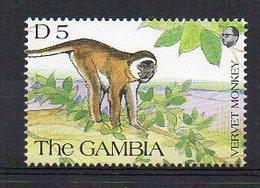 GAMBIA. WILD LIFE. MNH (2R0734) - Sellos