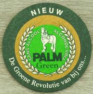 Sous-bock NIEUW PALM GREEN De Groene Revolutie Van Bij Ons... Cheval Bierdeckel Beermat Bierviltje (V) - Sous-bocks