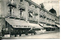 N°67456 -cpa Sainte Adresse Nice Havrais -Américan Bar -palais Du Commerce- - Sainte Adresse