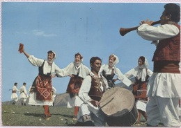 CPM - ORO - Folklore Danses - Macédoine