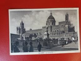Palermo - La Cattedrale - Viaggiata Il 24.4.1935 - Palermo