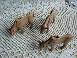 PLAYMOBIL 3 Vaches Vache  Animaux Animal - Playmobil