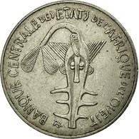 Monnaie, West African States, 100 Francs, 1984, TTB, Nickel, KM:4 - Côte-d'Ivoire