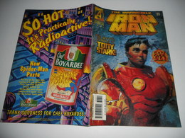 The Invicible Iron Man (Vo) N° 326 : The Second Coming Of Tony Stark   EN V O - Magazines
