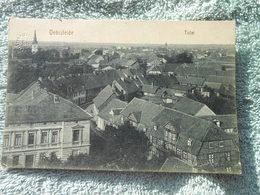Cpa Oebisfelde Total Feldpost 1916 - Germania
