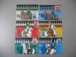 Carte-Maximum 2004 - N° 3679 à 3684 - Maximumkarten