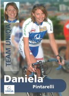CYCLISME:DANIELA PINTARELLI - Ciclismo
