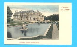 PK/CP  1902 Environs De Dinant  Château D' Ardenne, Le Nouvel Hôtel.   STERstempel ANHEE. - Dinant