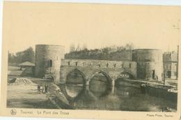 Tournai; Le Pont Des Trous - Non Voyagé. (Phono-Photo, Tournai) - Doornik