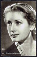 Blanchette BRUNOY - Non Circulé - Not Circulated - Nicht Gelaufen. - Acteurs