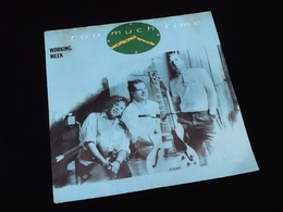 Vinyle 45 Tours Working Week Too Much Time (1986) - Vinyles