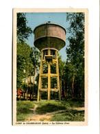 CAMP DE CHAMBARAN (38) - Le Chateau D'eau - France