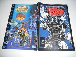 Iron Man N°281-First War Machine-Marvel En V O - Magazines