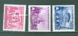 DDR  Yvert  175 Et 185/186   * *  TB - [6] République Démocratique