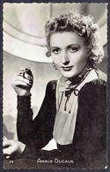 Annie DUCAUX - Non Circulé - Not Circulated - Nicht Gelaufen. - Acteurs