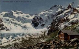 Bovalhütte Berghütte - GR Grisons
