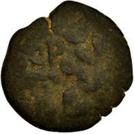 Monnaie, Judaea, Néron, Prutah, Jerusalem, TB, Bronze, RPC:4972 - Romaines