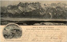 Hotel Du Chasseron - VD Vaud