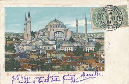 CONSTANTINOPLE - N° 6198 - MOSQUEE SAINTE SOPHIE - Turquie