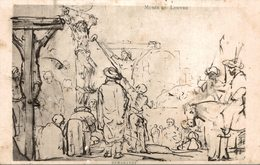 MUSEE DU LOUVRE  REMBRANDT - Musées