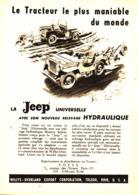 "PUB    JEEP   "" WILLIS-OVERLAND  ""  1948 ( 1 ) - Transports"