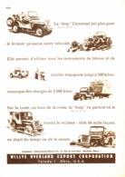 "PUB    JEEP   "" WILLIS-OVERLAND  ""  1948 ( 4) - Transports"