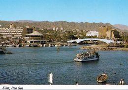 1 AK Israel * Ansicht Der Stadt Eilat * - Israel