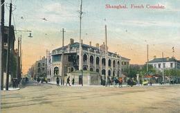 SHANGHAI -  N° 22 - FRENCH CONSULATE - Chine