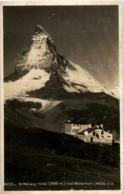 Zermatt - Riffelberg Hotel - VS Wallis