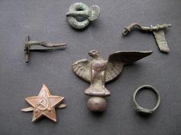 Archaeological Finds #8 Metal Detector Finds - Archéologie