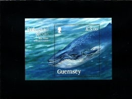 GUERNSEY - 2011  ENDANGERED SPECIES  MS   MINT NH - Guernesey