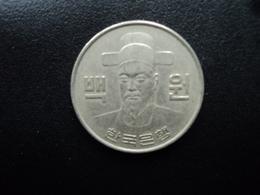 CORÉE DU SUD : 100 WON   1973   KM 9     TTB - Corée Du Sud