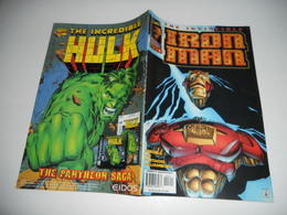 THE INVINCIBLE Iron Man Mavel N°3 1997 V O - Magazines