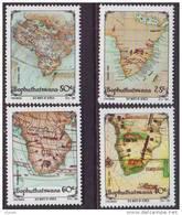 D101006 Bophuthatswana South Africa 1991 ANCIENT MAPS Sailing Ships MNH Set - Afrique Du Sud Afrika RSA Sudafrika - Bophuthatswana