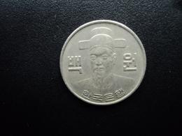CORÉE DU SUD : 100 WON   1977   KM 9     SUP - Corée Du Sud