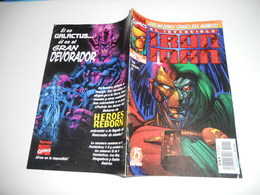 El Invencible Iron Man N° 11 : Los Mejores Comics Del Mundo - Cómics (otros Lenguas)